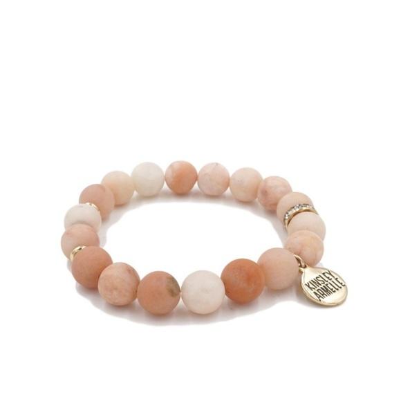 Kinsley Armelle Jewelry - NEW Kinsley Armelle Eternity-Coral Bracelet